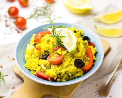 restaurant in olst rijst gerecht